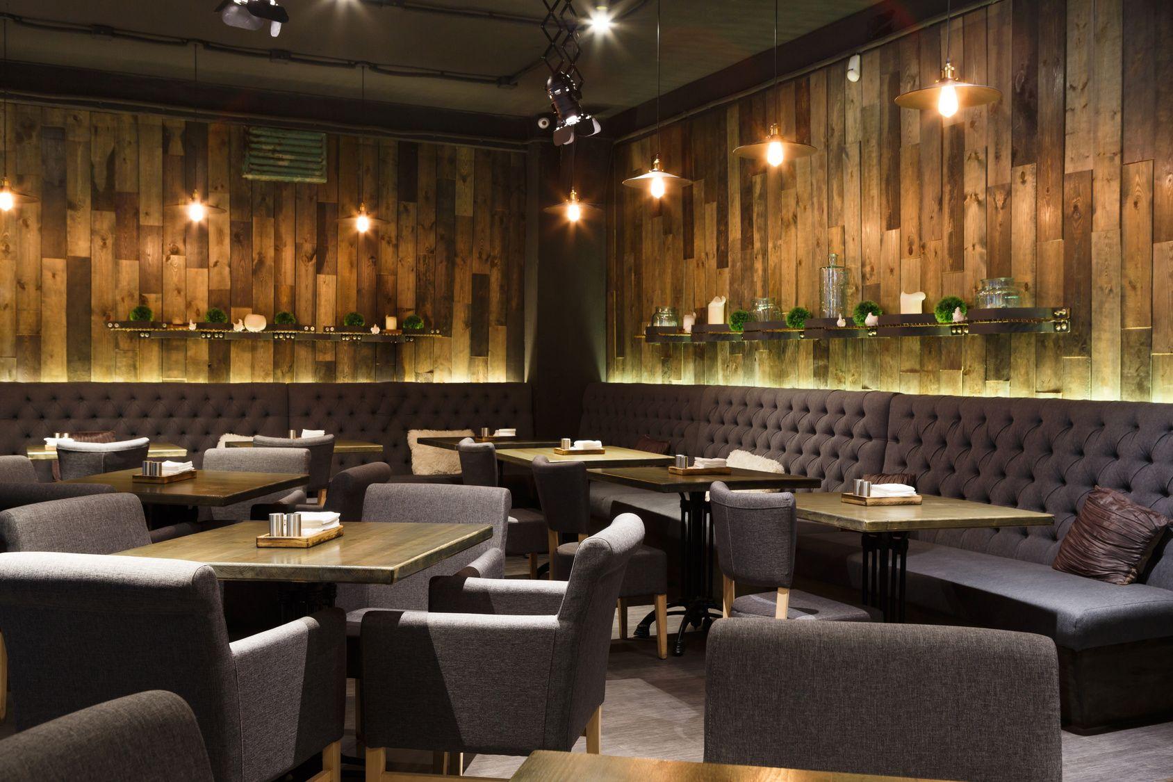 Gastronomie Interior Design